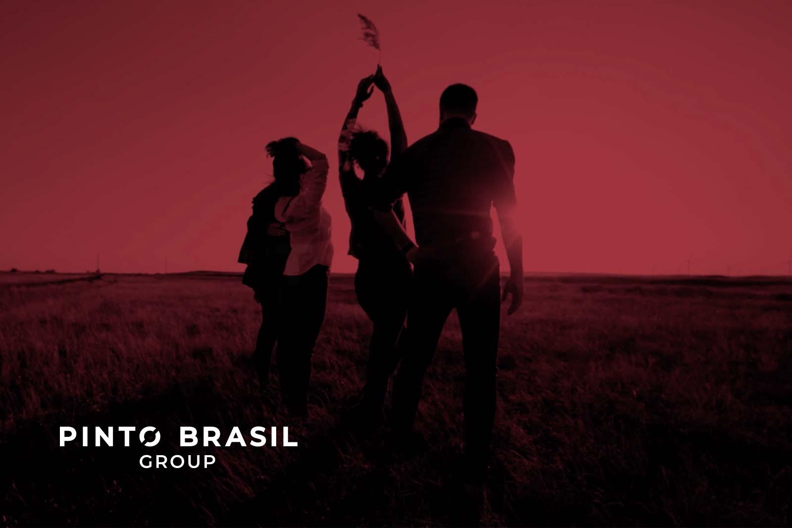 Grupo Pinto Brasil<br> assinala 30 anos<br> com novo rebranding
